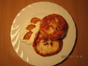 Фото-рецепт сырников