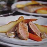 Второе блюдо из свинины