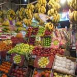 Фруктовый рынок в Хургаде