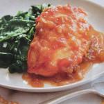 Второе блюдо из курицы