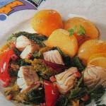 Втрое блюдо из рыбы