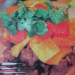 Второе блюдо из баранины