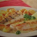 Второе блюдо из рыбы