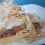 Соус к морепродуктам