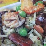 второе блюдо с грибами
