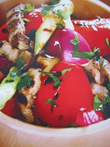 Постные блюда из овощей
