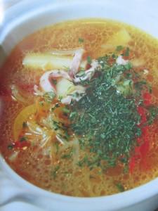 Заправочные супы