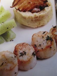 блюда из море продуктов