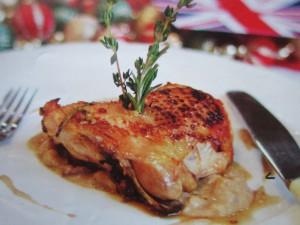 блюда из курицы