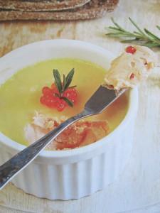 Холодные блюда и закуски из рыбы