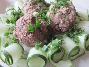 Армянская кухня. Блюда из фарша