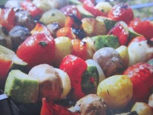 Овощные блюда