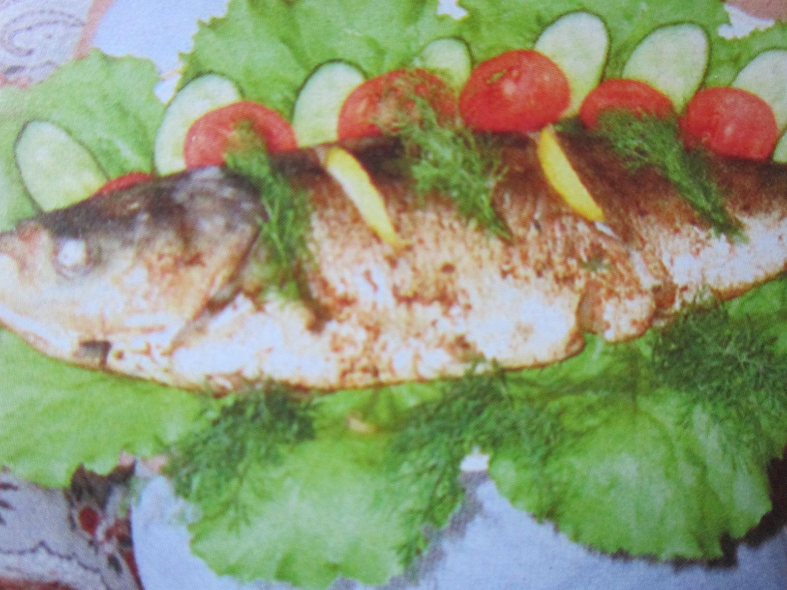 Заливное из рыбы пошагово