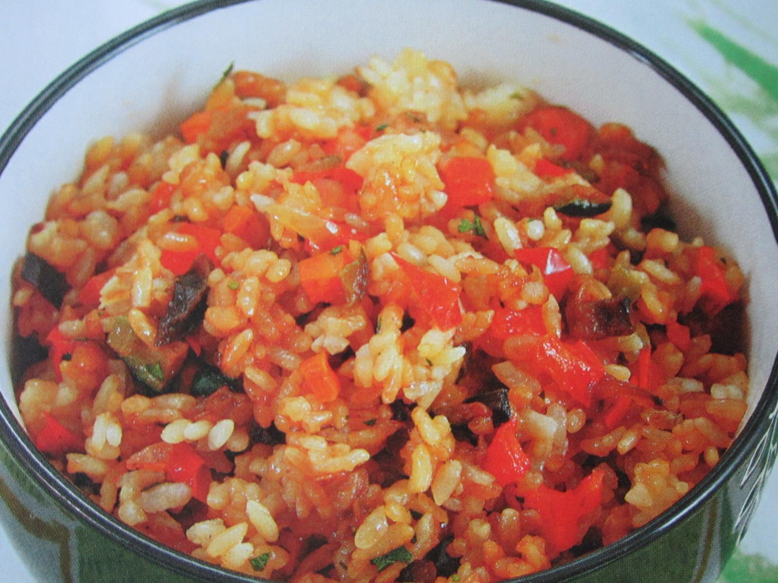 Салат из риса и перца на зиму рецепты пошагово