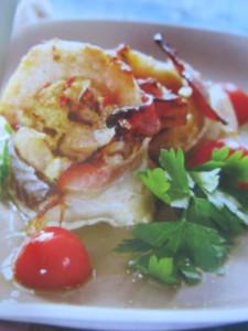 Блюда и закуски из рыбы