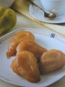 Заготовки из груш