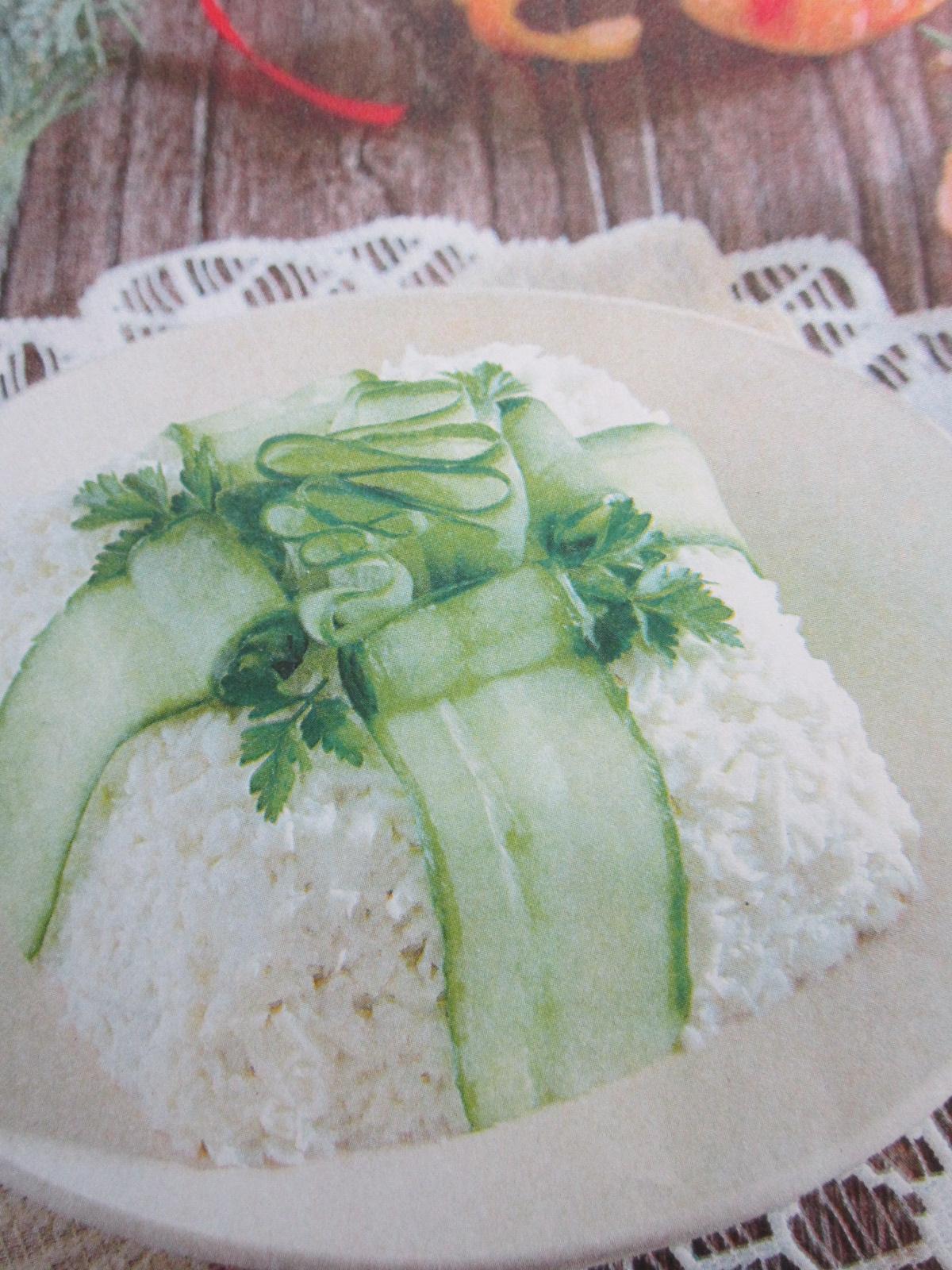 Салат подарок рецепт пошагово