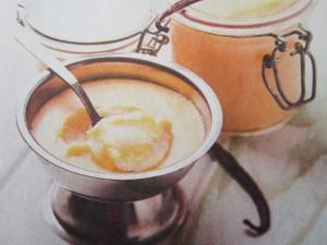 Блюда с молоком и сливками