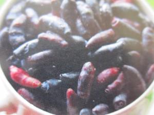 Блюда со свежими ягодами