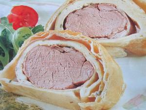 Блюда из свинины. Выпечка