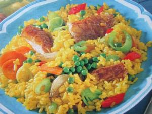 Блюда из птицы