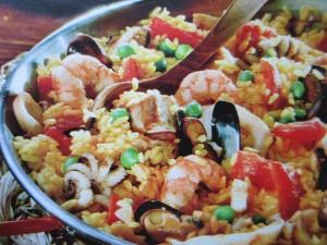 Блюда испанской кухни