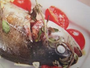 Блюда из рыбы. Блюда из сибаса