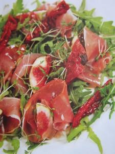 Итальянская кухня. Салаты из свежей зелени