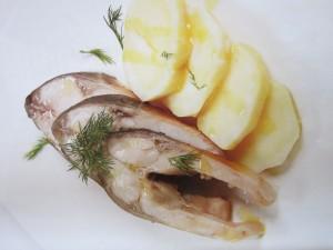 Русская кухня. Блюда из рыбы