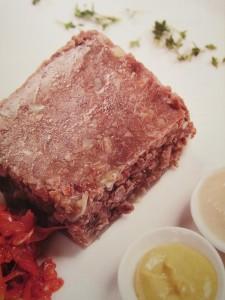 Русская кухня. \блюда из свинины