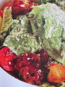 Салат из птицы. Итальянская кухня