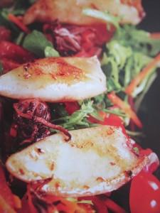 Итальянская кухня. Блюда с морепродуктами