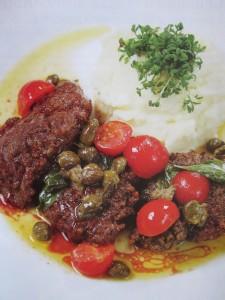 Блюда из субпродуктов. Итальянская кухня