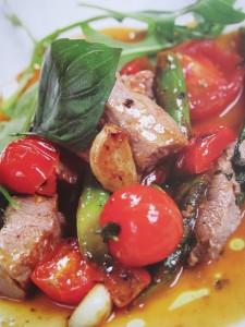 Блюда из говядины. Итальянская кухня