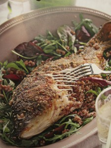Русская кухня. Рыбные блюда
