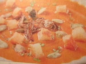 Блюда из грибов. Супы-пюре