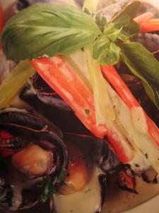 Блюда из морепродуктов. Французская кухня