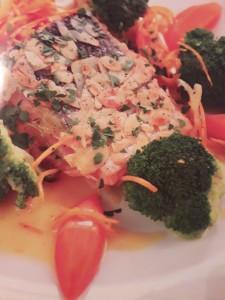 Блюда из рыбы. Французская кухня