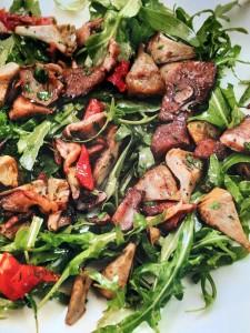 Постные блюда. Блюда с грибами