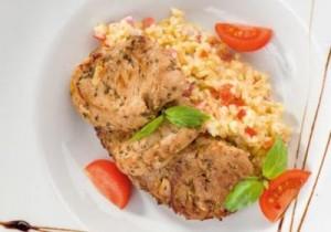 Итальянская кухня. Блюда из свинины