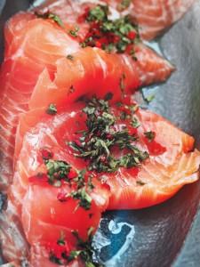 Закуски из рыбы. Постные блюда