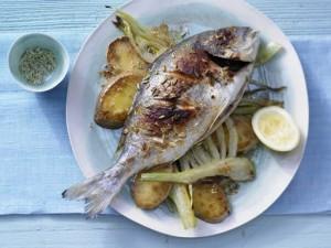 Блюда из рыбы. Китайская кухня