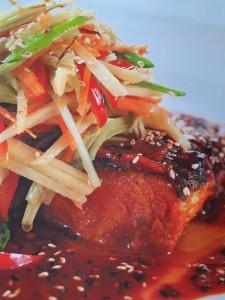 Блюда из рыбы. Тайская кухня