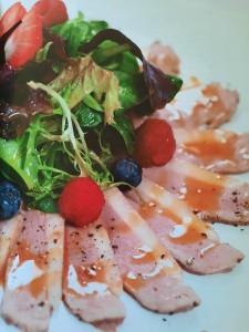 Французская кухня. Блюда из утки