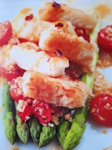 Рыбные блюда. Восточная кухня