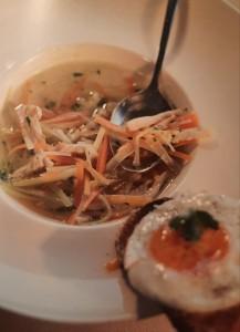 Супы с курицей. Заправочные супы