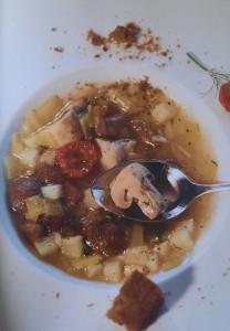 Блюда из грибов. Постные блюда